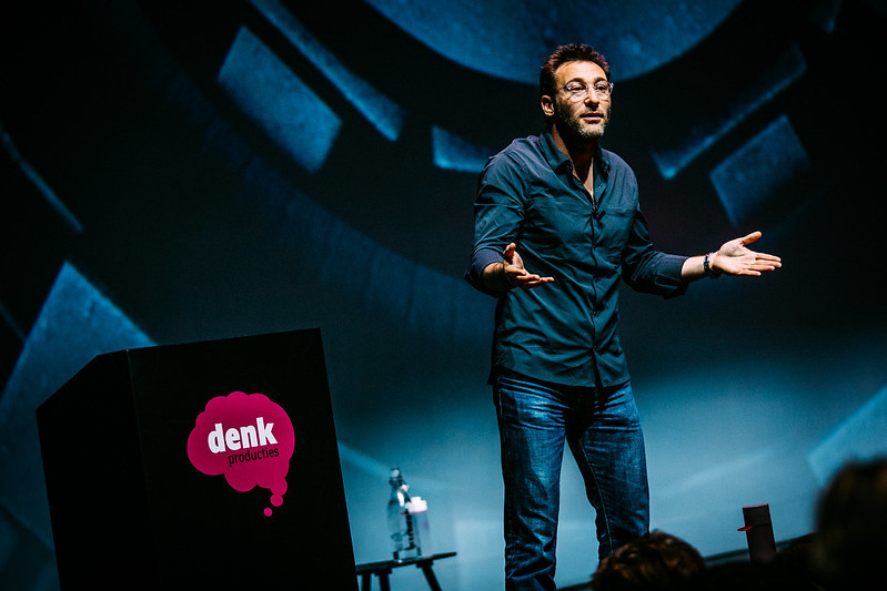 Simon Sinek at Purpose Driven Leadership 2019