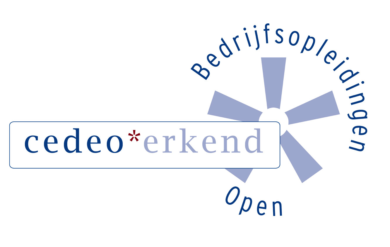 DenkProducties is cedeo erkend