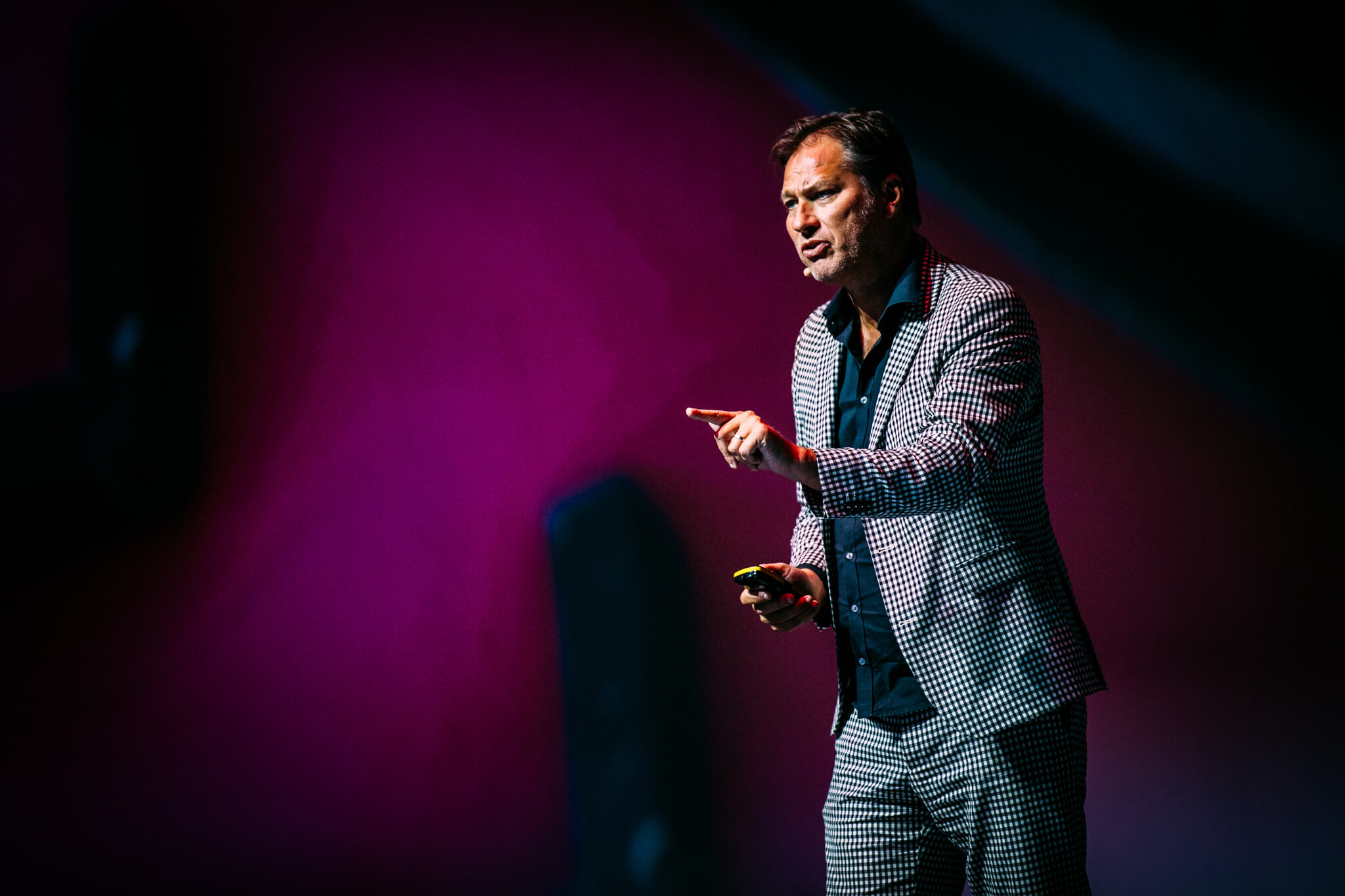 Purpose Driven Leadership 2019 met Sander de Kramer
